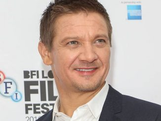 Jeremy Renner - 60th Annual BFI London Film Festival
