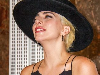 Lady Gaga Light the Empire State Building in Honor of Bennett's 90th Birthday