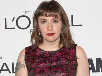 Lena Dunham - Glamour Women Of The Year 2016