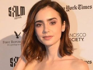 Lily Collins: So bekam sie Rolle in Warren Beattys Film - Kino News