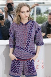 Lily-Rose Depp - 69th Annual Cannes Film Festival