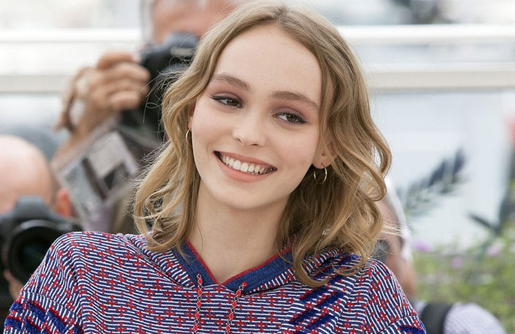 Lily-Rose Depp - 69th Annual Cannes Film Festival - 2