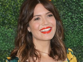 Mandy Moore - 7th Annual Veuve Clicquot Polo Classic Los Angeles