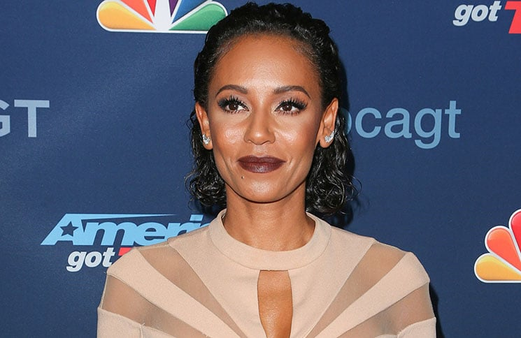 "Melanie Brown - NBC's ""America's Got Talent"" Season 11 Finale Live Show"