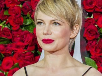 MIchelle Williams - 70th Annual Tony Awards