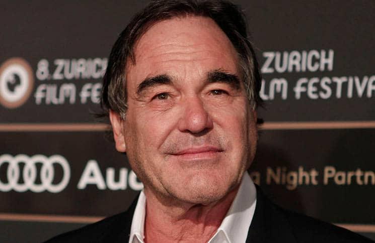 Oliver Stone - Zurich Film Festival 2012