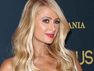 """Paris Hilton Gold Rush"" Fragrance Launch"