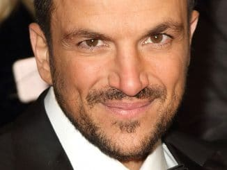 Peter Andre - National Television Awards 2016