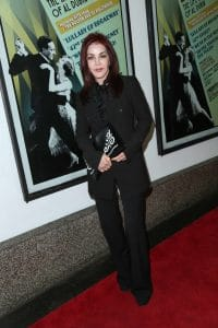 """Priscilla Presley - """"I Only Have Eyes for You"""" Opening Night at the Montalban Theatre in Hollywood"""