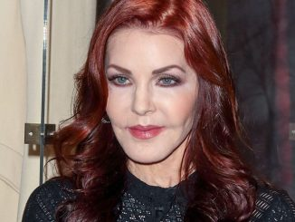 """Priscilla Presley Attends """"Elvis at The O2: The Exhibition of His Life"""" in London on November 3, 2015"""