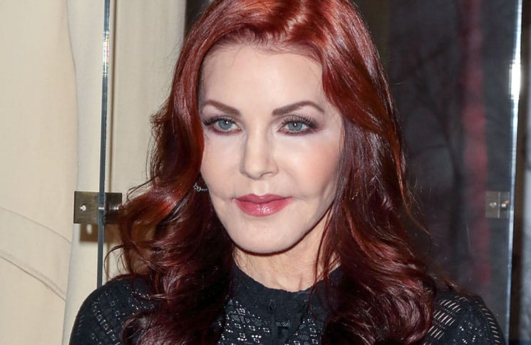 "Priscilla Presley Attends ""Elvis at The O2: The Exhibition of His Life"" in London on November 3, 2015"