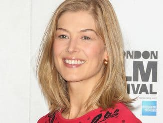 Rosamund Pike - 60th Annual BFI London Film Festival