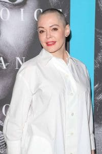 "Rose McGowan - ""Confirmation"" TV Movie Los Angeles Premiere"