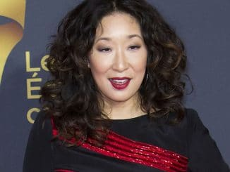 Sandra Oh - 2013 Canadian Screen Awards