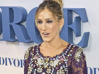 "Sarah Jessica Parker - HBO's ""Divorce"" TV Series Season 1 New York City Premiere"