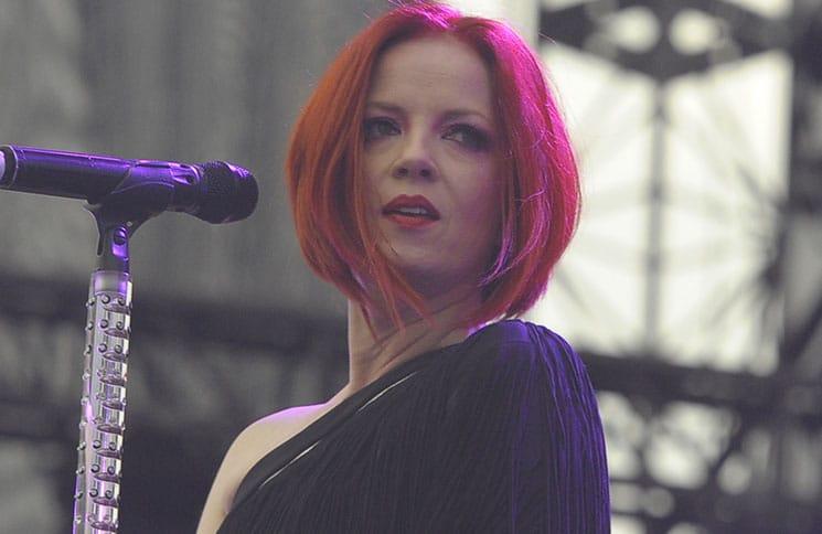 Shirley Manson - Vive Latino 2015 Music Festival
