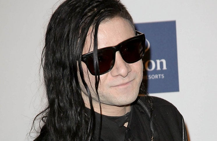 Skrillex - 55th Annual GRAMMY Awards