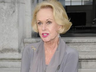 Tippi Hedren - Film4 Summer Screen 2012
