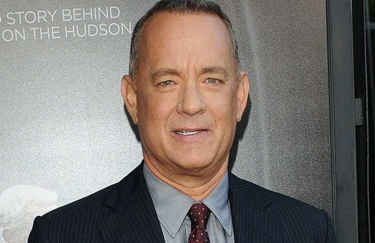 Tom Hanks erhält den Icon Award - Kino News