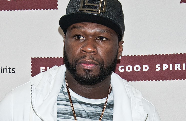 50 Cent EFFEN Vodka Bottle Signing at PA Fine Wine and Good Spirits Premium Collection Store in Philadelphia - April 23, 2016