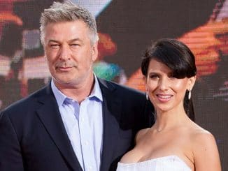 "Alec Baldwin, Hilaria Baldwin - ""Mission: Impossible - Rogue Nation"" New York City Premiere"