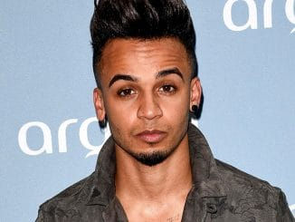 Aston Merrygold - Arqiva Commercial Radio Awards 2015