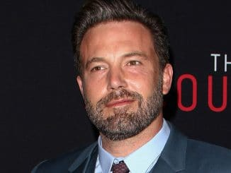 "Ben Affleck - ""The Accountant"" Los Angeles Premiere"