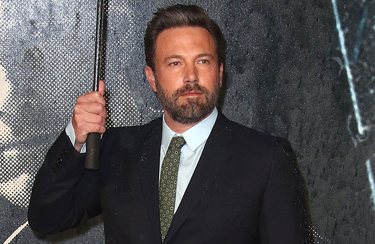 "Ben Affleck - ""The Accountant"" European Premiere"