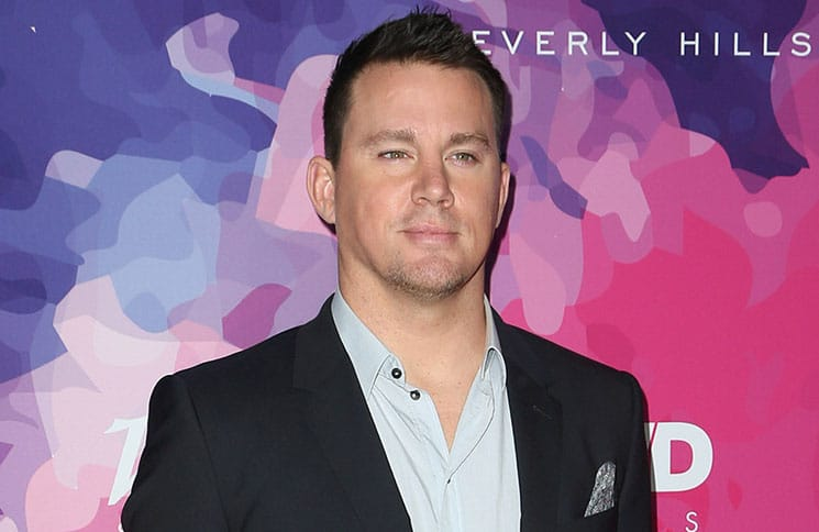 Channing Tatum - Variety and WWD Host 2nd Annual StyleMakers Awards