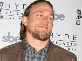 "Charlie Hunnam - ""Sons of Anarchy"" 5th Season Celebration at Hyde Bellagio in Las Vegas"