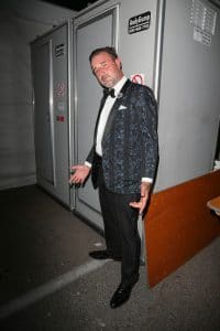 David Arquette - 2nd Annual Art for Animals Fundraiser Evening for Eastwood Ranch Foundation
