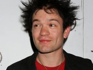 Deryck Whibley Celebrates His 30th Birthday at Tao Nightclub in Las Vegas on March 25, 2010