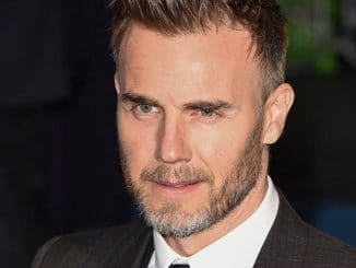 "Gary Barlow - ""Eddie the Eagle"" European Premiere"