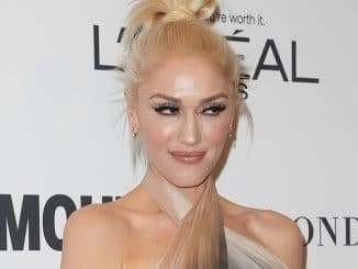 Gwen Stefani - Glamour Women Of The Year 2016
