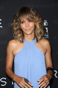 Halle Berry - Spectre: The Black Women of Bond Tribute - 2