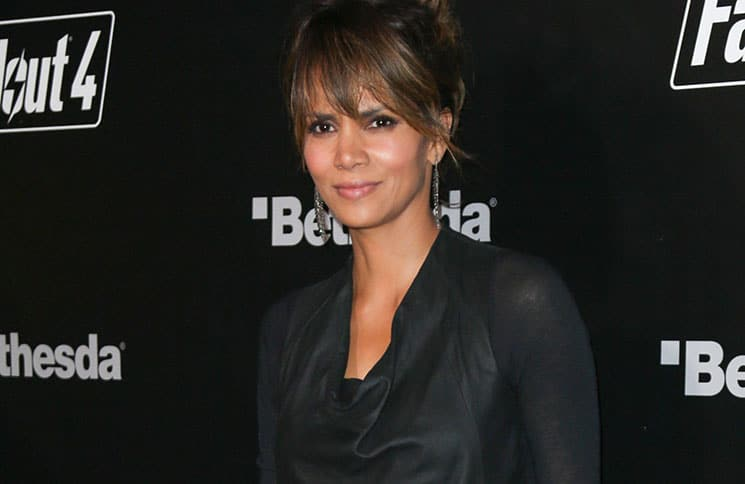 "Halle Berry - ""Fallout 4"" Video Game Launch Party - 2"