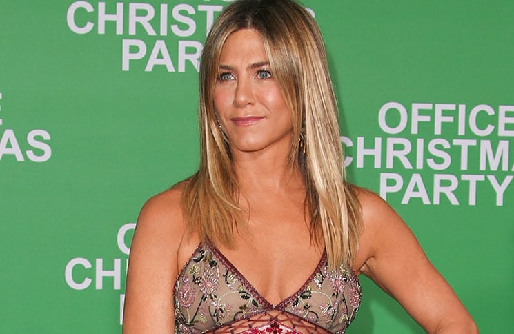"""Jennifer Aniston - """"Office Christmas Party"""" Los Angeles Premiere - 2"""