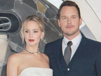 "Jennifer Lawrence and Chris Pratt - ""Passengers"" Los Angeles Premiere"