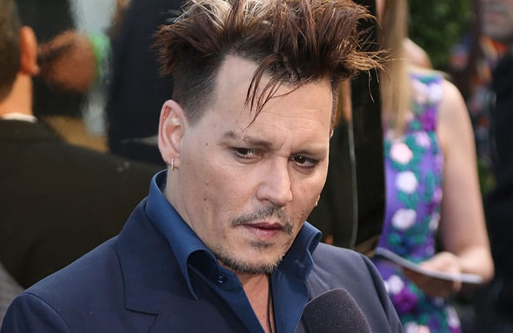 """Johnny Depp - """"Alice Through the Looking Glass"""" Los Angeles Premiere - 3"""
