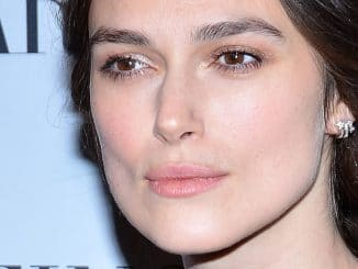 "Keira Knightley - ""An Evening Honoring Valentino"" Lincoln Center Corporate Fund Black Tie Gala"