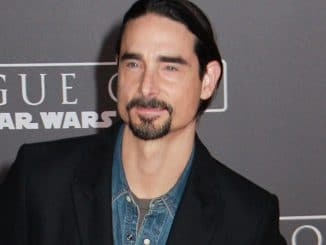"Kevin Richardson - ""Rogue One: A Star Wars Story"" World Premiere"