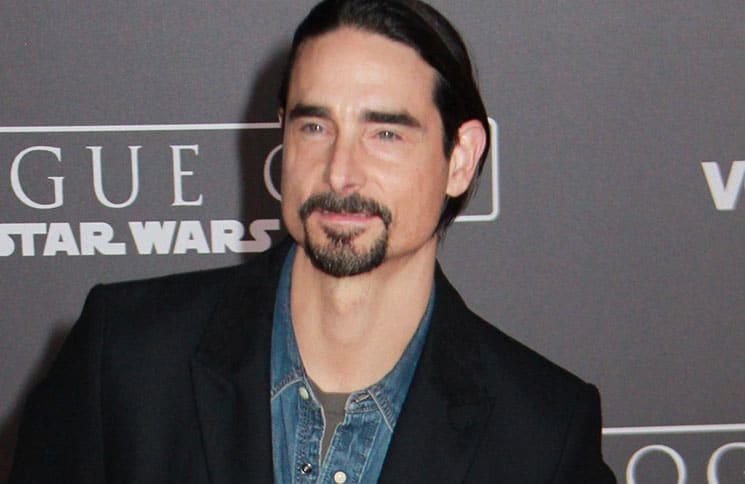 """Kevin Richardson - """"Rogue One: A Star Wars Story"""" World Premiere"""