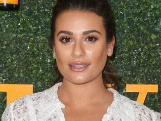 Lea Michele - 7th Annual Veuve Clicquot Polo Classic Los Angeles - 2