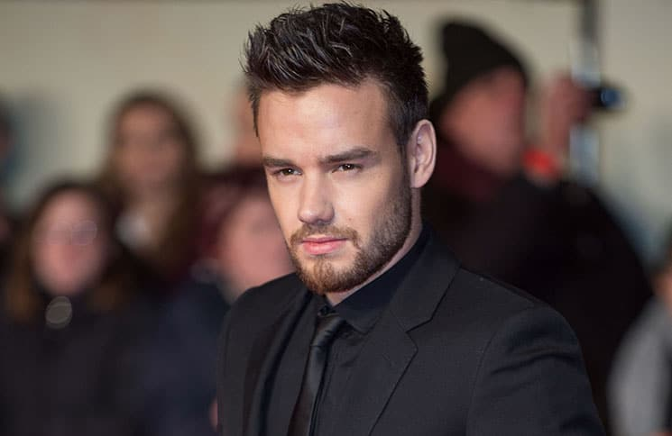 "Liam Payne - ""I Am Bolt"" World Premiere"