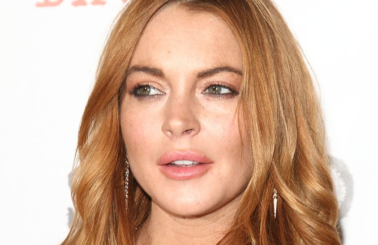 "Lindsay Lohan - ""Speed the Plow"" UK Press Night Afterparty - 2"