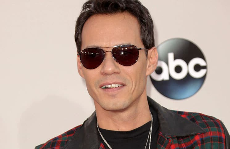 Marc Anthony - 41st Annual American Music Awards - Arrivals