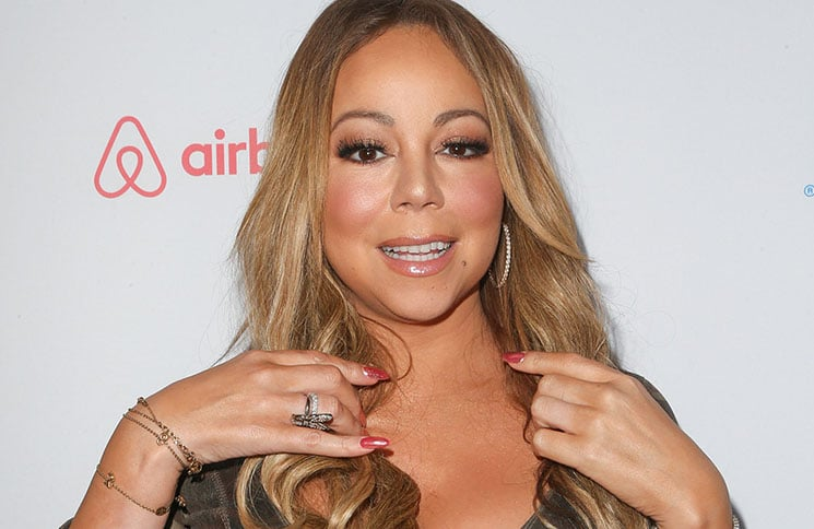 Mariah Carey - 3rd Annual Airbnb Open Spotlight - 2