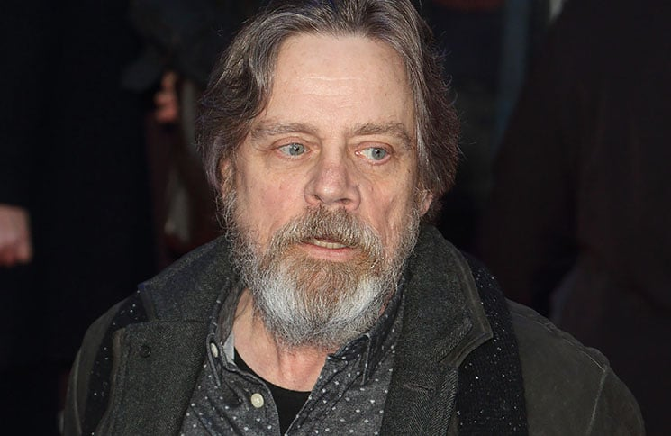 "Mark Hamill - ""Captain America: Civil War"" UK Premiere"