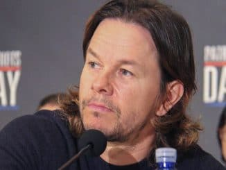 """Mark Wahlberg - """"Patriots Day"""" Los Angeles Press Conference"""