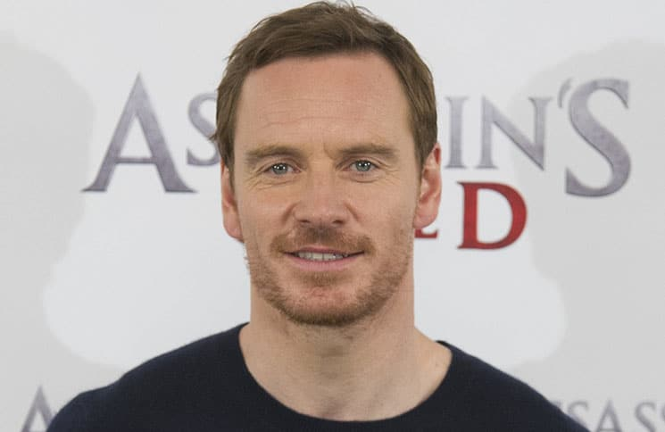 """Michael Fassbender - """"Assassin's Creed"""" Madrid Photocall"""
